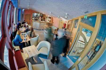 Das BioArt Restaurant im Odeïon öffnet bei großen Veranstaltungen oder mehrtägigen Workshops seine Türen für Sie.