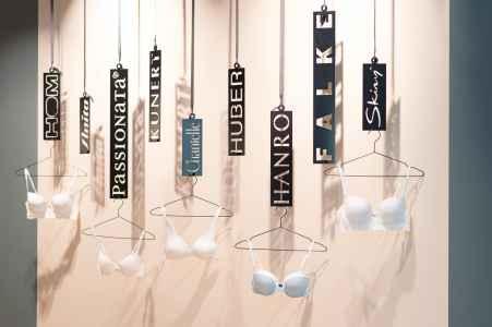 Der neue Hanro Huber Shop im Auhof Center in Wien