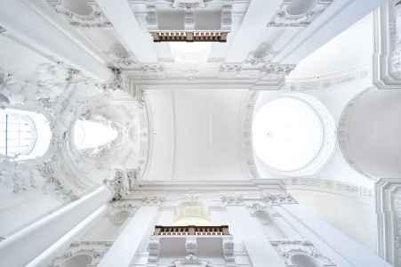 Die Kollegienkirche in Salzburg
