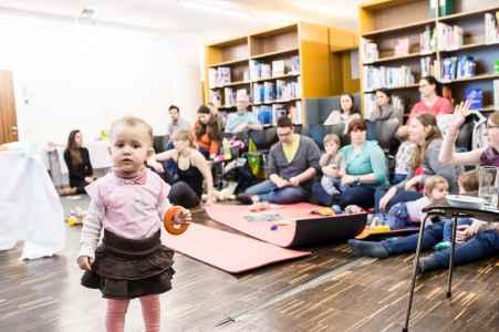 SGKK Event zum Thema Ernährung für Kinder